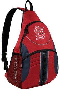 St Louis Cardinals Sling Backpack