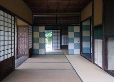 Katsura Imperial Villa Zashiki and Tatami Japanese Architecture, Sustainable Architecture, Pavilion Architecture, Residential Architecture, Contemporary Architecture, Traditional Japanese House, Ichimatsu, Japanese Interior, Built Environment