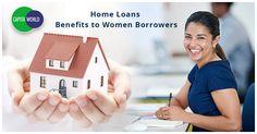 Home Loans – Benefits to Women Borrowers