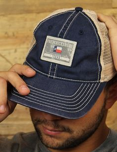 baa71d74c16f3 Show your Fredericksburg pride with this new, mesh back cap! Tank Design, Us