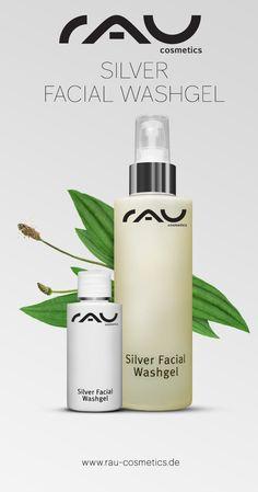 Gegen unreine Haut, Akne und Neurodermitis haben wir ein spezielles Gesichtsreinigungs-Gel mit hochporösem Silber und Spitzwegerich-Extrakt http://www.rau-cosmetics.de/detail/index/sArticle/37?sPartner=social  - Sanfte Reinigung der Gesichtshaut - Für unreine oder sensible Haut - Hilft, das Hautbild deutlich zu verbessern - Wirkt antimikrobiell, feuchtigkeitsspendend & lindernd  #skincare #cosmetics #hautpflege #washgel #gesichtsreinigung #facial #raucosmetics #acne #akne