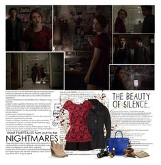 """Holland Roden as Lydia Martin in Teen Wolf [ 3x18 - Riddled]"" by albacampbell ❤ liked on Polyvore"