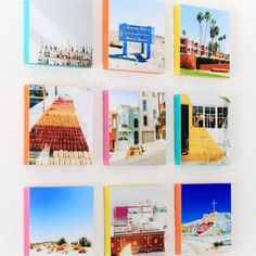 Learn how to turn your Instagram photos into wall art for less than $30!