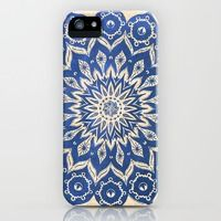 iPhone 5s & iPhone 5 Cases featuring ókshirahm sky mandala by Peter Patrick Barreda