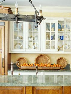 Divided-Glass Cabinet Doors