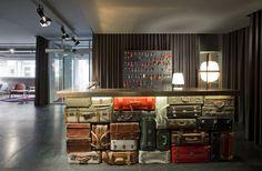 Vintage & Chic | nuovo hotel di Lagranja a Barcelona  http://www.interiorvalue.it/2013/02/vintage-chic-nuovo-hotel-di-lagranja-a-barcelona/