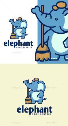 Cartoon Elephant Maid Character Mascot Logo - Animals Logo Templates Get it now!! #logo #designlogo #logos #logodesign #logopremium #brand #branding #business #company #abstract #creative #mascot #designoflogo #thelogo #thedesign #logotemplate #print #logocompany #logoesport #logoanimal #logoabstract #envato #envatomarket #graphicriver #premiumdesign #creativemarket #freepik #shutterstock #behance #dribbble