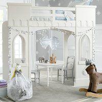 Castle Loft Bed - $2600