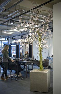 Wonderbaar De 14 beste afbeeldingen van Bloesemboom/ kunstboom   Bloemenboom YK-81