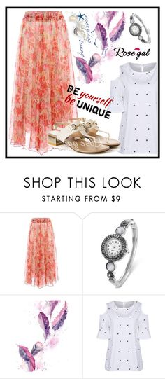 """""""Rosegal 45"""" by aazraa ❤ liked on Polyvore"""