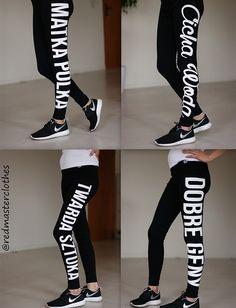 #nowe #model #legginsów #z #napisami zapraszamy na www.redmasterclothes.pl