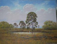 highwaymen paintings | Florida Highwaymen Paintings (6) - Price: $3,600.00 total for Sale in ...