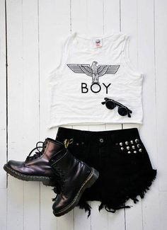love boy London, iconic name in punk fashion, and these little brats have no idea