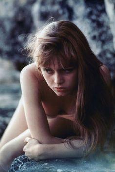 Philippe Halsman, Brigitte Bardot, 1951