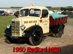 Bedford on show