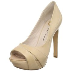 House Of Harlow Women's Nell Open-Toe Pump..