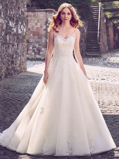172f101541 33 Awesome Rebecca Ingram by Maggie Sottero images
