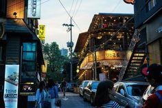 Hongdae 2 by ywpark on Flickr.