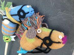 Hobbyhorses made by LeenaH & son