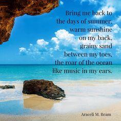 """Summer"" by Araceli M. Ream"