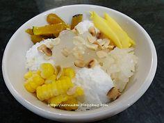 Bloggang.com : เนินน้ำ : ++ ไอศกรีมกะทิสด อร่อยแบบไม่ง้อเครื่องทำไอศกรีม ++