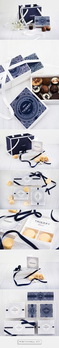 Packaging | Thierry Pâtisserie & Chocolaterie
