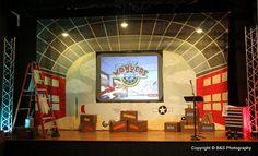 VBS 2012 - Decorations Sets 1 - LifeWay's Amazing Wonders Aviation