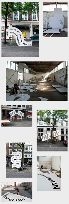De Wereld van Witte de With Street Sculptures - Studio Spass