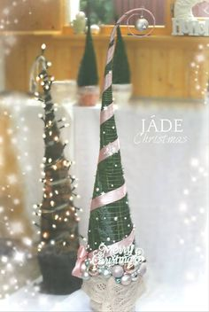Grincsfa az idei trendszínekben Christmas Lady & Aquamarine JÁDE Virág & Dekor Christmas With Love Collection - 2016 #grincsfa #grinchtree
