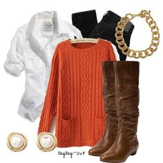 """""""Today's Outfit: Happy Halloween!"""" by taytay-268 on Polyvore"""