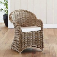 my favorite kubu rattan dining chairs