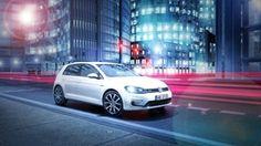 2014 volkswagen golf gte plug in hybrid car wallpapers at Hdwallpapersz.net