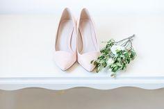 Asos Bridal shoes rosé. Leonie Cappello Photography