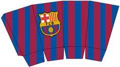 AQUARELINHA: Kit Futebol (Barcelona)