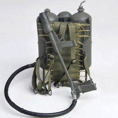 Lance flammes M2-2