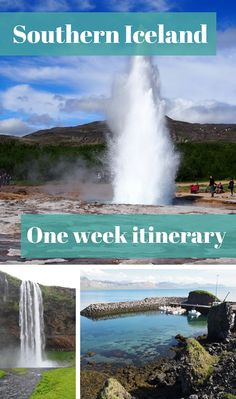 Our southern Iceland itinerary: Tips for a week in Iceland
