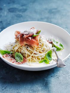 instant carbonara from donna hay