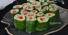 Lyrics of the Artists You Like Turkish Salad, Canapes Recipes, Joy Of Cooking, Kitchen Art, Fresh Rolls, Food Art, Healthy Snacks, Easy Meals, Recipes
