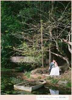 #ecostudiofellini #hinterland #goldcoast #wedding #firstglance #pond