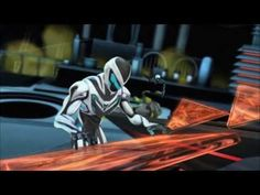 Max Steel: Cleaning House (Episode 4)