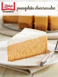 Pumpkin Cheesecake                                                                                                                                                                                 More