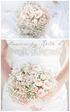 Wallace Bridal Portrait Bouquet  - Kelle B