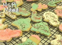 MSPI Mama: Rollout Sugar Cookies