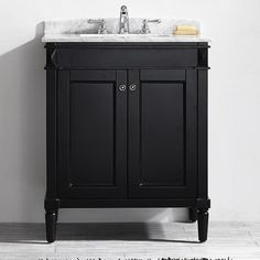 "HALL BATH Found it at Wayfair - Catania 30"" Single Vanity Set"