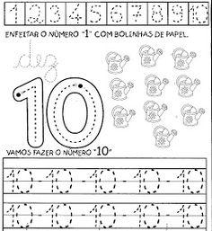 Numbers Preschool, Preschool Math, Kindergarten Activities, Educational Activities, Classroom Activities, First Grade Worksheets, Free Math Worksheets, Alphabet Worksheets, Old Teacher