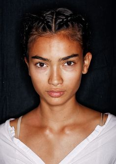 Kelly Gale Honor backstage