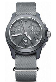 Victorinox Swiss Army® 'Original' Chronograph Watch  www.marsportmall.com