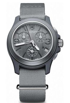 Victorinox Swiss Army® 'Original' Chronograph Watch