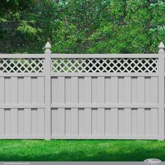 Surprising Cool Tips: Perforated Metal Fence rustic fence and gates.Front Yard Fence Between Neighbors modern fence plants.Rustic Fence And Gates. Lattice Fence Panels, Fence With Lattice Top, Vinyl Fence Panels, Vinyl Privacy Fence, Privacy Fences, Small Fence, Horizontal Fence, Bamboo Fence, Cedar Fence