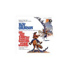 Roy orbison - Fastest guitar alive (CD)